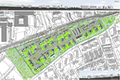 Städtebaulicher Entwurf 1-500