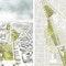 LOIDL / WESSENDORF Flugperspektive und Lageplan