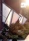 Eingänge vor Wind und Wetter geschützt