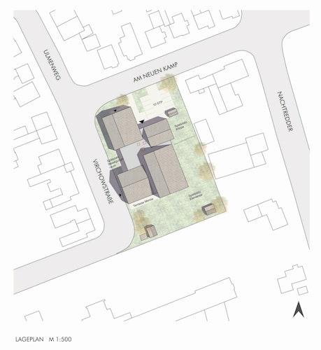Neubau Kindertagesstätte Gartenstadt