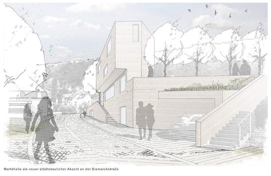 1. Preis: © AG Freiraum | ARGE Pit Müller | Harter+Kanzler