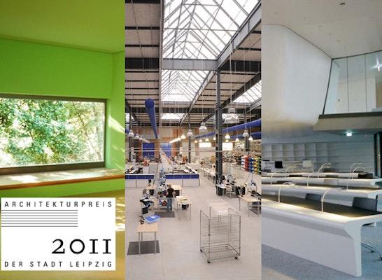 ARCHITEKTURPREIS DER STADT LEIPZIG 2011