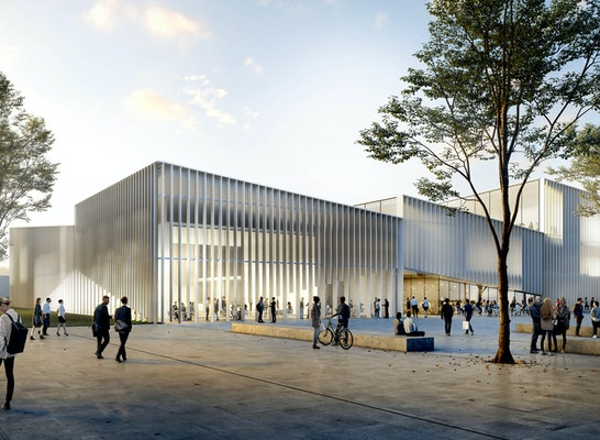 1. Rang Ideenteil: © Steimle Architekten BDA