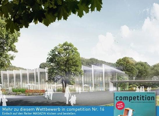 1. Preis: Perspektive Wüsten-/Urwaldhaus