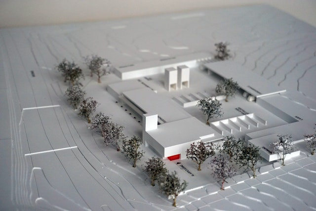 Neubau eines Feuerwehrhauses in Schwaigern