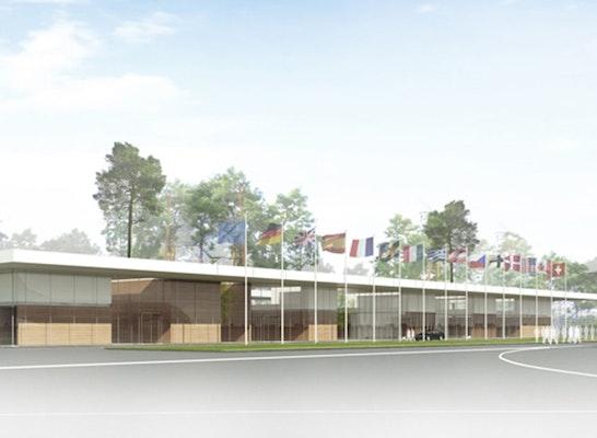 Visualisierung: Henchion Reuter Architekten