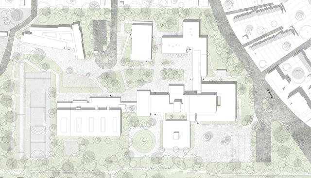 Umbau, Erweiterung und Sanierung Schulzentrum Süd in Buxtehude