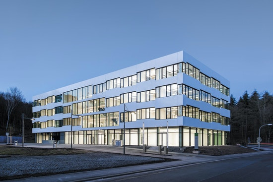 Forschungsgebäude CISPA