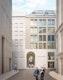 Perspektive aus der Museumsstraße