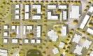 Städtebaulicher Entwurf 1:500 (Ausschnitt)