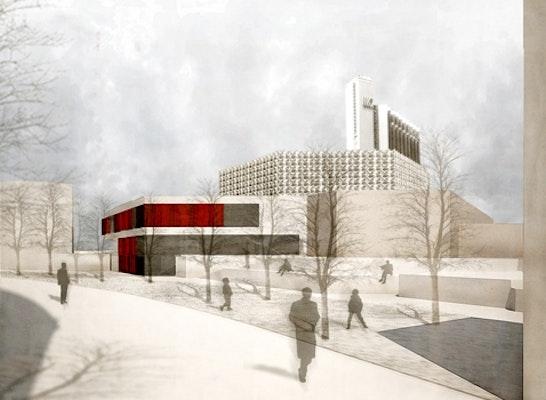 1. Preis: Architekten: studioinges, Berlin