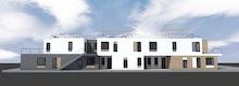 Alternative Fassadengliederung 2