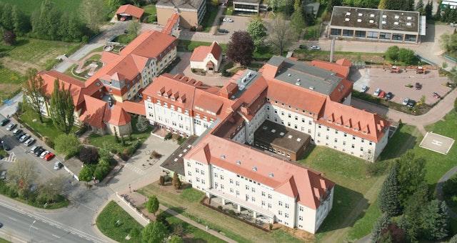 St. Martini Krankenhaus in Duderstadt: Objektplanung u. Fachingenieurleistungen nach HOAI LP 3-9