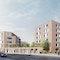 Wettbewerbsbeitrag HPP Architekten - Alexianer Quartier - Neues Wohnen auf dem Areal des ehemaligen St. Alexius-Krankenhauses in Neuss