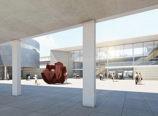 4. Preis Jöllenbeck & Wolf Architekten BDA