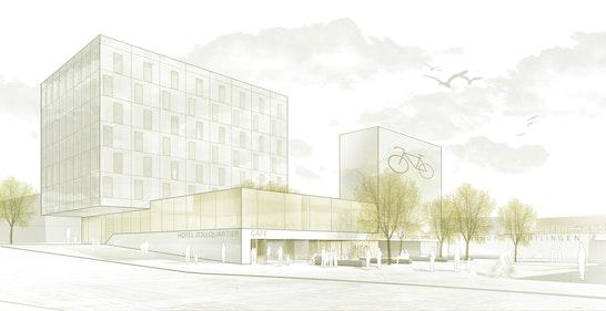 1. Rang: © harris + kurrle architekten bda