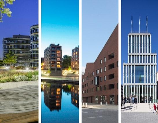 ein 1. Preis: Vier 1. Preise beim BDA Hamburg Architektur Preis 2014