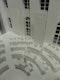 Modell Plenarsaal 1:50