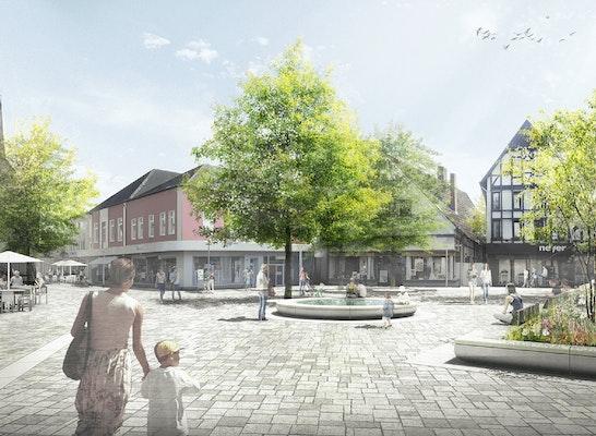 1. Preis: © Franz Reschke Landschaftsarchitektur