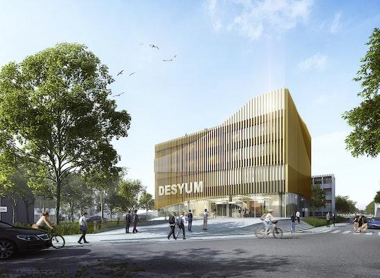 Zuschlag: © HPP Architekten GmbH