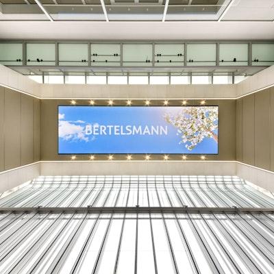Bertelsmann-Repräsentanz Berlin – Interior Design by COORDINATION Berlin
