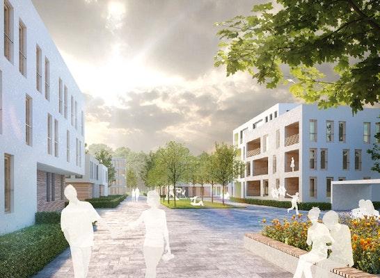 1. Preis Wohnungsbau: Perspektive