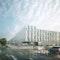 Anerkennung, Hybrid.M - Neubau Busbetriebshof Moosach und Mantelbebauung, München,  LÉON WOHLHAGE WERNIK, Perspektive