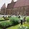 Einweihung des Klostergartens Jüterbog