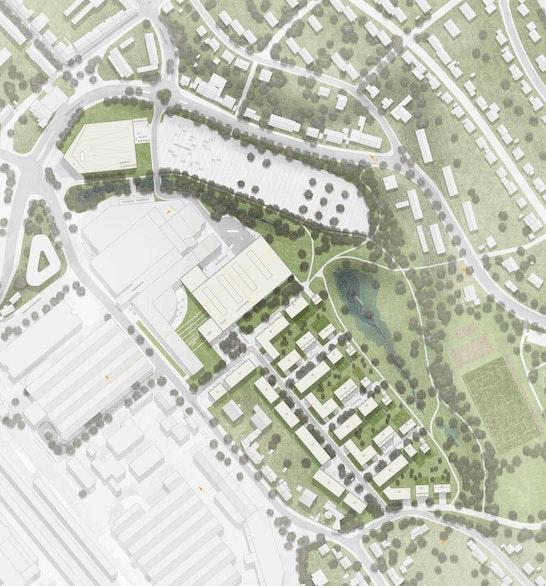 1. Preis: © dv architekten deffner voitländer, http://www.dv-arc.de