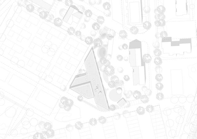 Neubau eines Kindergartens in Wangen im Allgäu