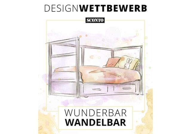 "Sconto Design Award ""Wundervoll Wandelbar"""