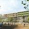 Entwurf für den Neubau der Kinderklinik und Nuklearmedizin mit Radiochemie für das Universitätsklinikum Essen