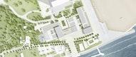 Landschaftsarchitektur+ | Lageplan Travemünde