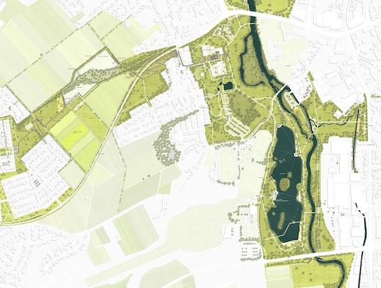 Landschaftsplanerisches Gesamtkonzept Daueranlage