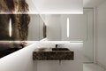 Ritz Apartment Almaty by COORDINATION guest bathroom