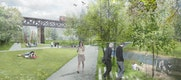 Bürgerpark mit Argenbuchten