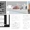 Die fünf Preisträger des Programmwettbewerbs (oben links nach unten rechts): merz merz, Berlin; Dreher - Architekt, Berlin; Limited Edition Architecture, Berlin; studioeuropa, München / Fopp Zaugg, Zürich;  Architektur Galerie Berlin, Berlin / Aff Architekten, Berlin
