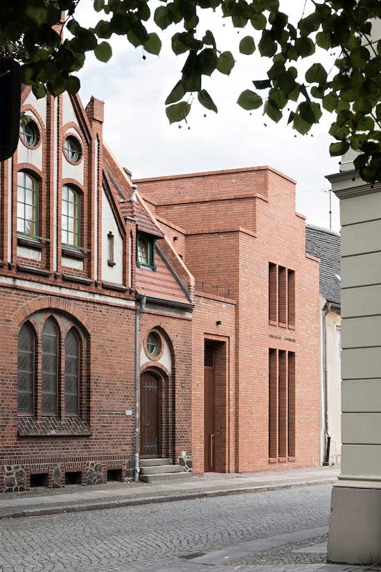 Brandenburgischer Baukulturpreis 2017: Evangelisches Gemeindehaus, HABERMANN Architektur- und Ingenieurgesellschaft mbH, © Tobias Adam