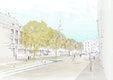 Perspektive / Anerkennung Obere u. Untere Hauptstraße, Seitenstraßen u. Moosachöffnung