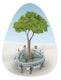 Ökosystem Tropenbaum