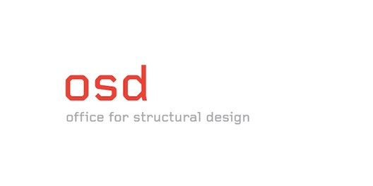 Logo osd - office for structural design