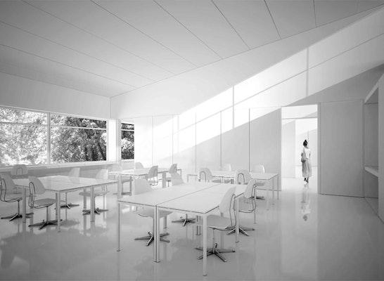 1. Rang 1. Preis: © E2A Piet Eckert und Wim Eckert Architekten