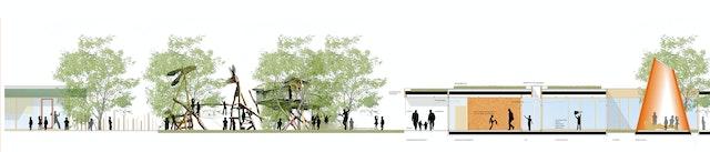 Neubau einer 3-gruppigen Kinderkrippe mit einer Kindergartengruppe in Weißenhorn