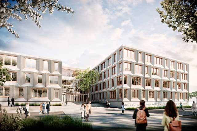 Umbau und Erweiterung Bildungs- und Kulturzentrum Dietrich-Bonhoeffer-Gymnasium in Wiehl