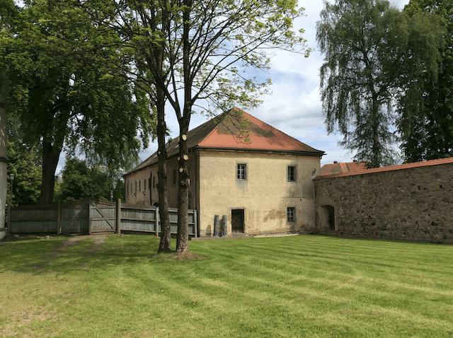 Kavaliersgebäude Vohenstrauß