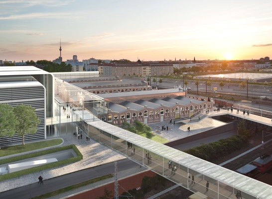 Gewinner: Andel´s Convention Center Berlin (ACC-Berlin), Gewers & Pudewill