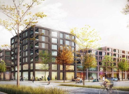 1. Preis Zuschlag: Schaubild 1, © AllesWirdGut Architektur