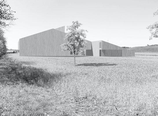 ein 2. Preis: © Florian Nagler Architekten GmbH