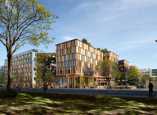 ein 1. Preis: © C.F. Møller Architects