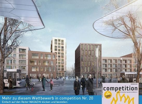1. Preis: Gewinnerbeitrag im Wettbewerb: Haus Westland